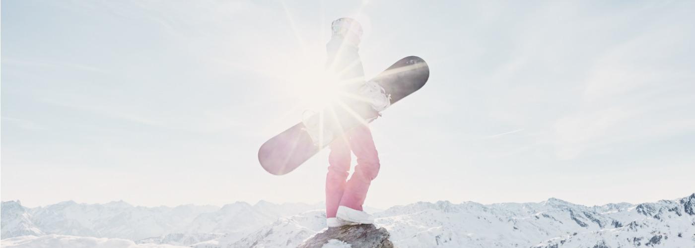 best snowboarding destinations in Europe