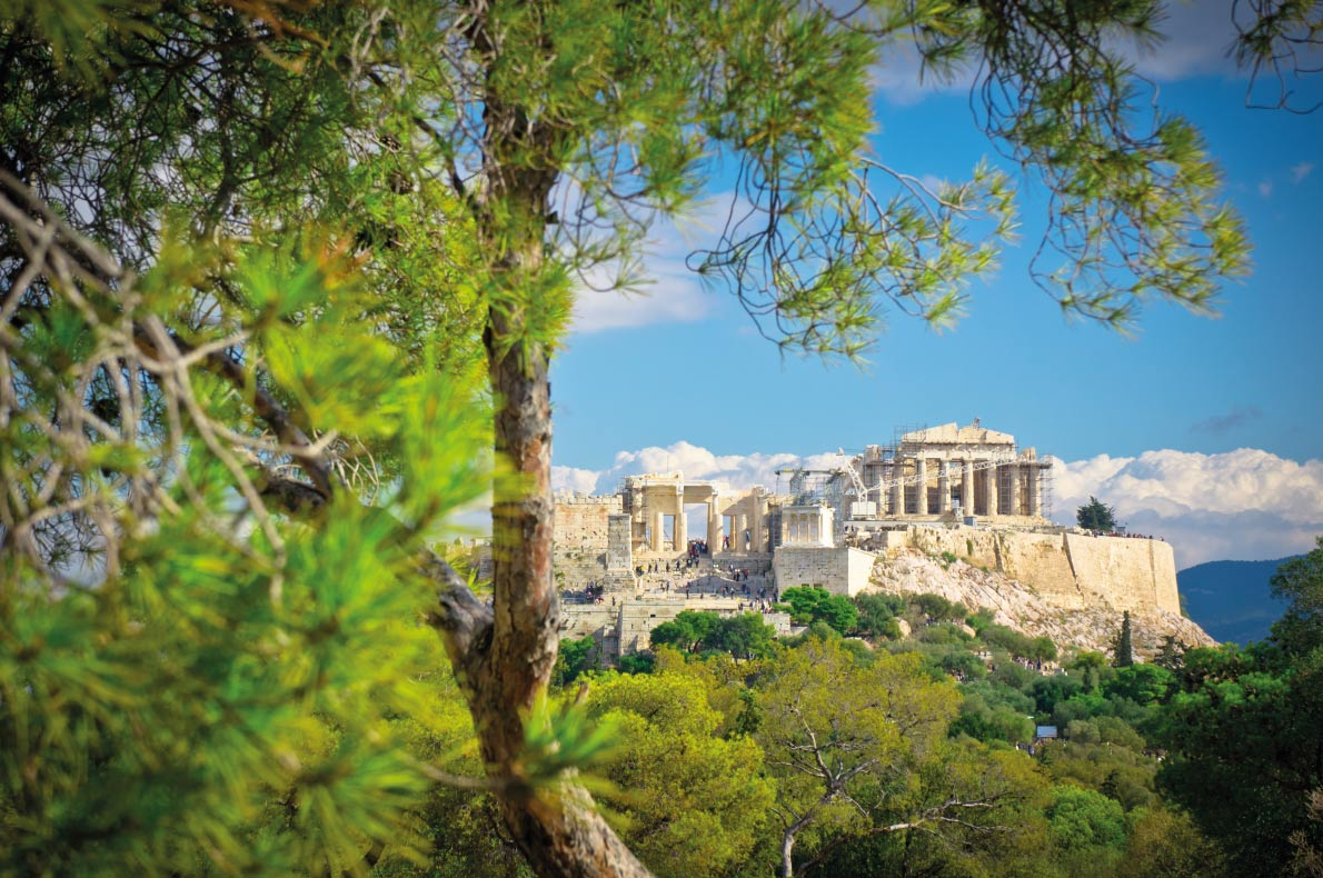 Athens - Best destinations for springtime in Europe - Copyright mffoto - European Best Destinations
