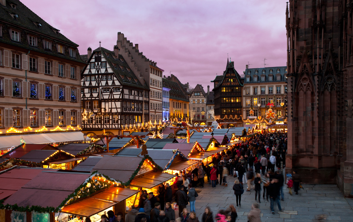 Christmas City Breaks in Europe - Europe's Best Destinations
