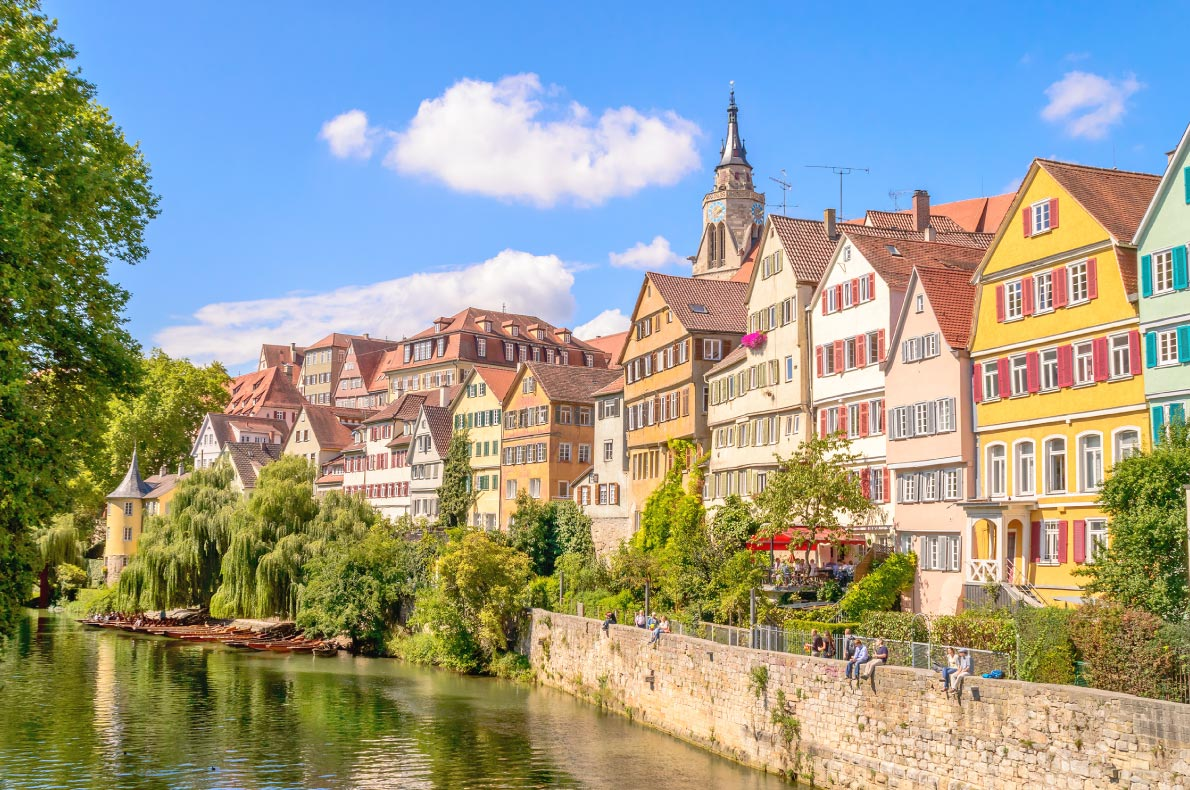 Best places to visit in Germany - Tuebingen  copyright Thoom - European Best Destinations
