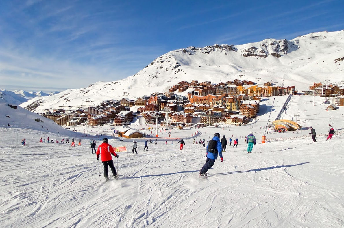 Best destinations for teenagers holidays in Europe - Val Thorens - Copyright Delpixel  - European Best Destinations