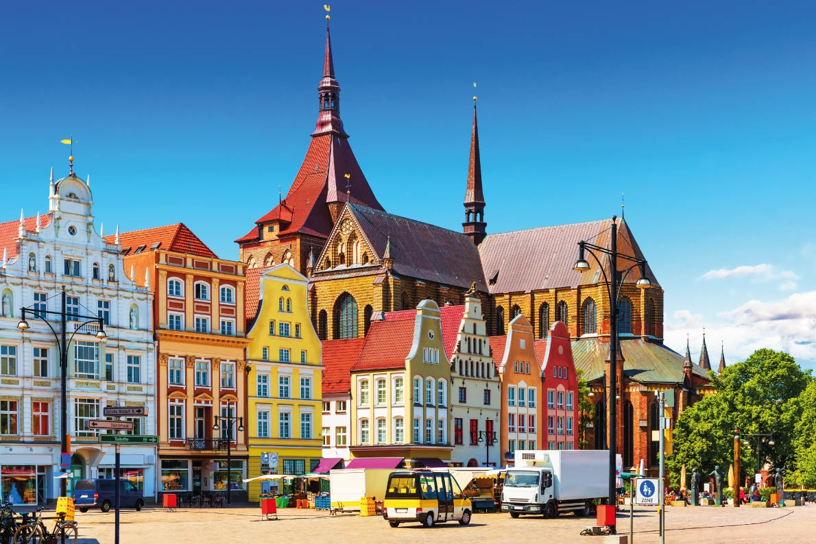 Rostock - Easter destinations in Europe - Copyright Oleksiy Mark - European Best Destinations