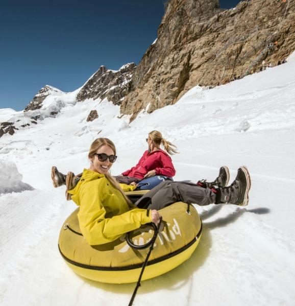 Jungfrau - Best ski resorts in Europe
