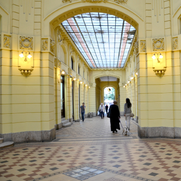 Oktogon Gallery Zagreb