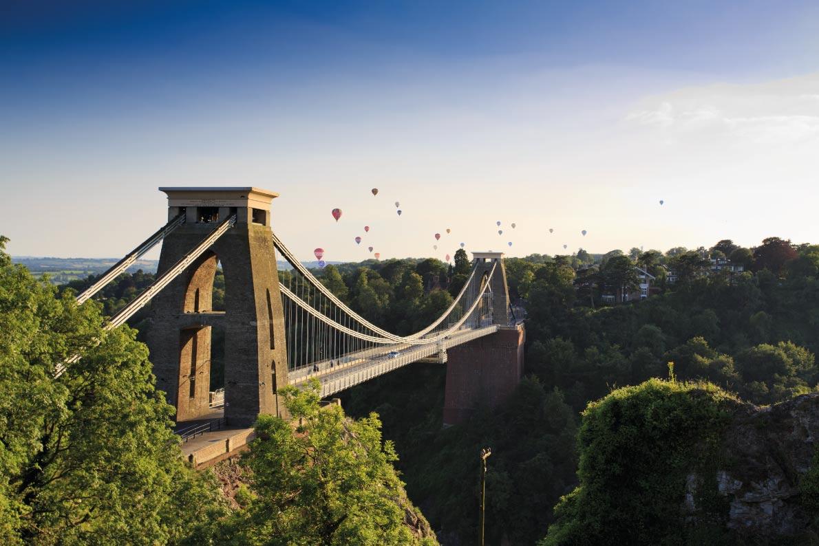 Bristol - Easter destinations in Europe - Copyright Paul D Smith - European Best Destinations