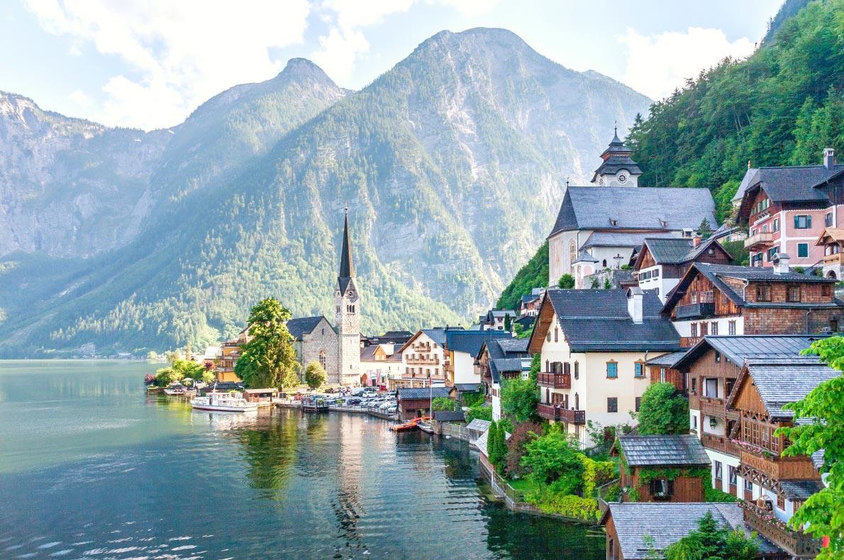 Best places to visit in Austria - Hallstatt  - Copyright Mehrez N- European Best Destinations