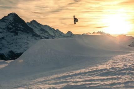 Snowpark Jungfrau