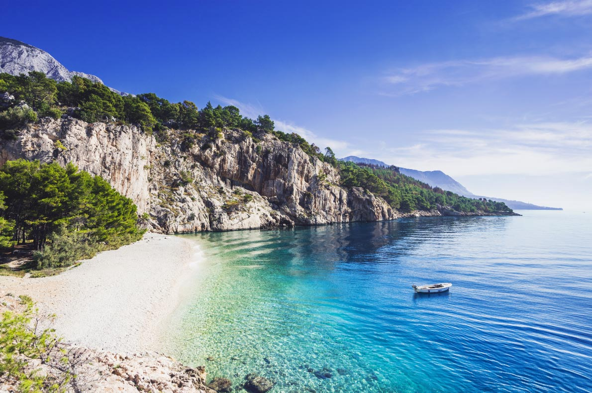 Best beaches in Croatia - Copyright Kite-rin - European Best Destinations