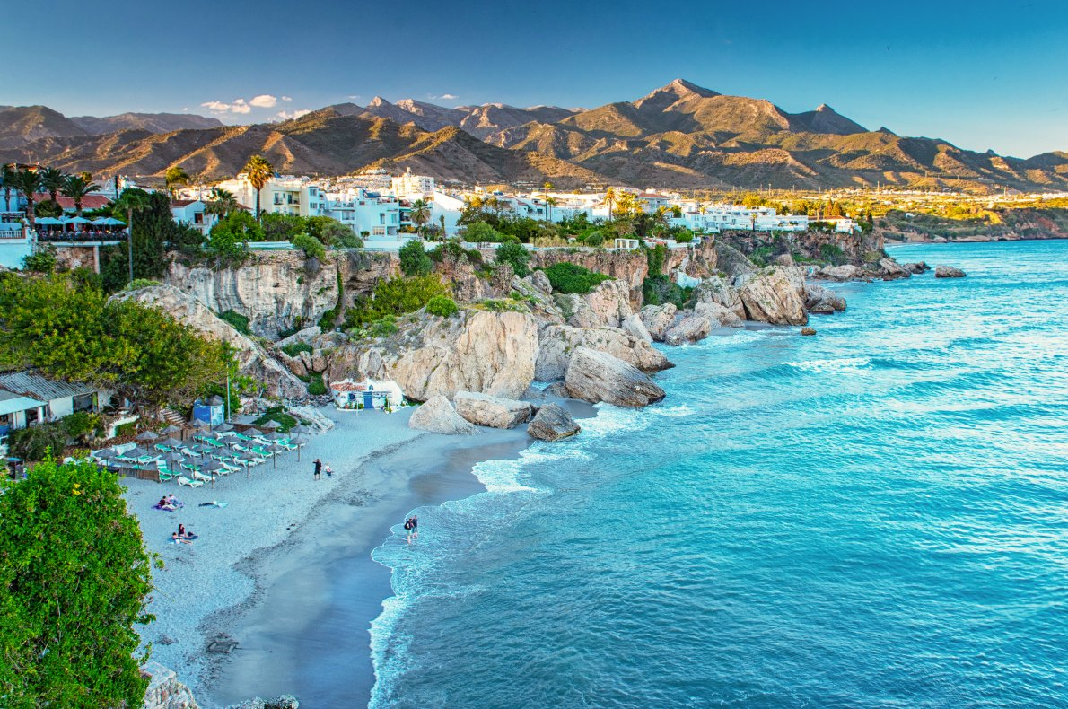Best places to visit in Spain - Nerja - Copyright Botond Horvath   - European Best Destinations
