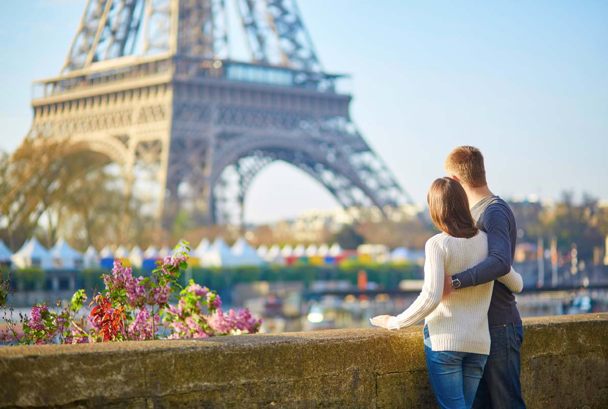Paris - Easter destinations in Europe - Copyright Ekaterina Pokrovsky - European Best Destinations