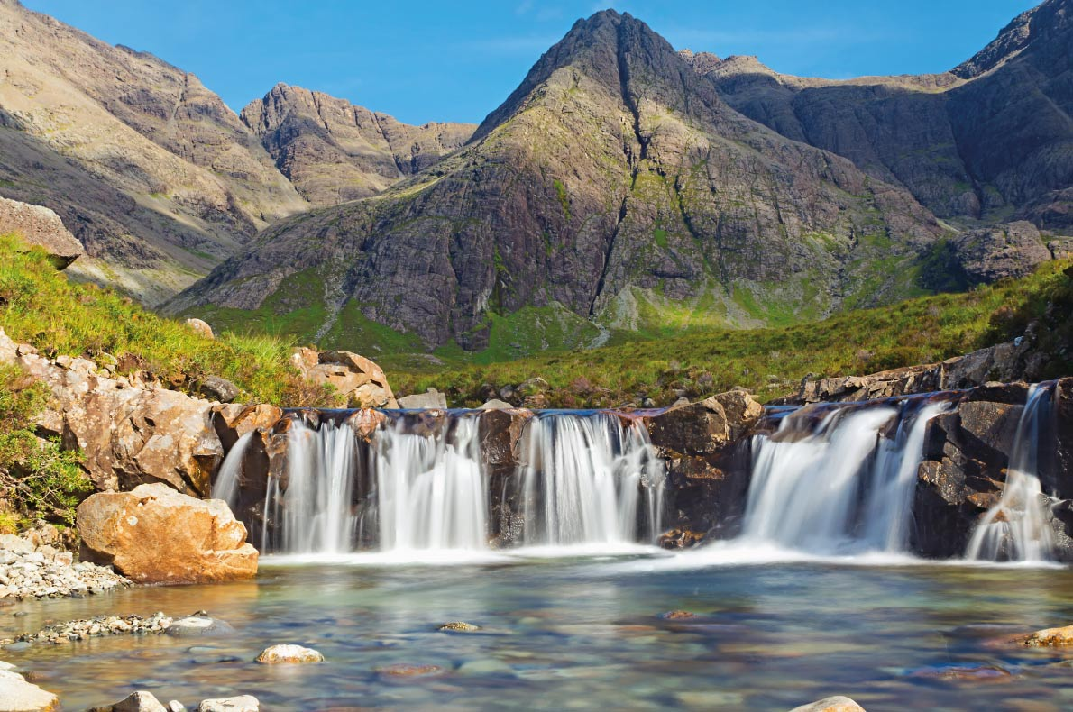 Skye Island - Best trekking destinations in Europe - Copyright elxeneize - European Best Destinations