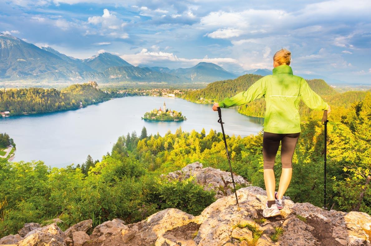 Bled - Best trekking destinations in Europe - Copyright Matej Kastelic - European Best Destinations