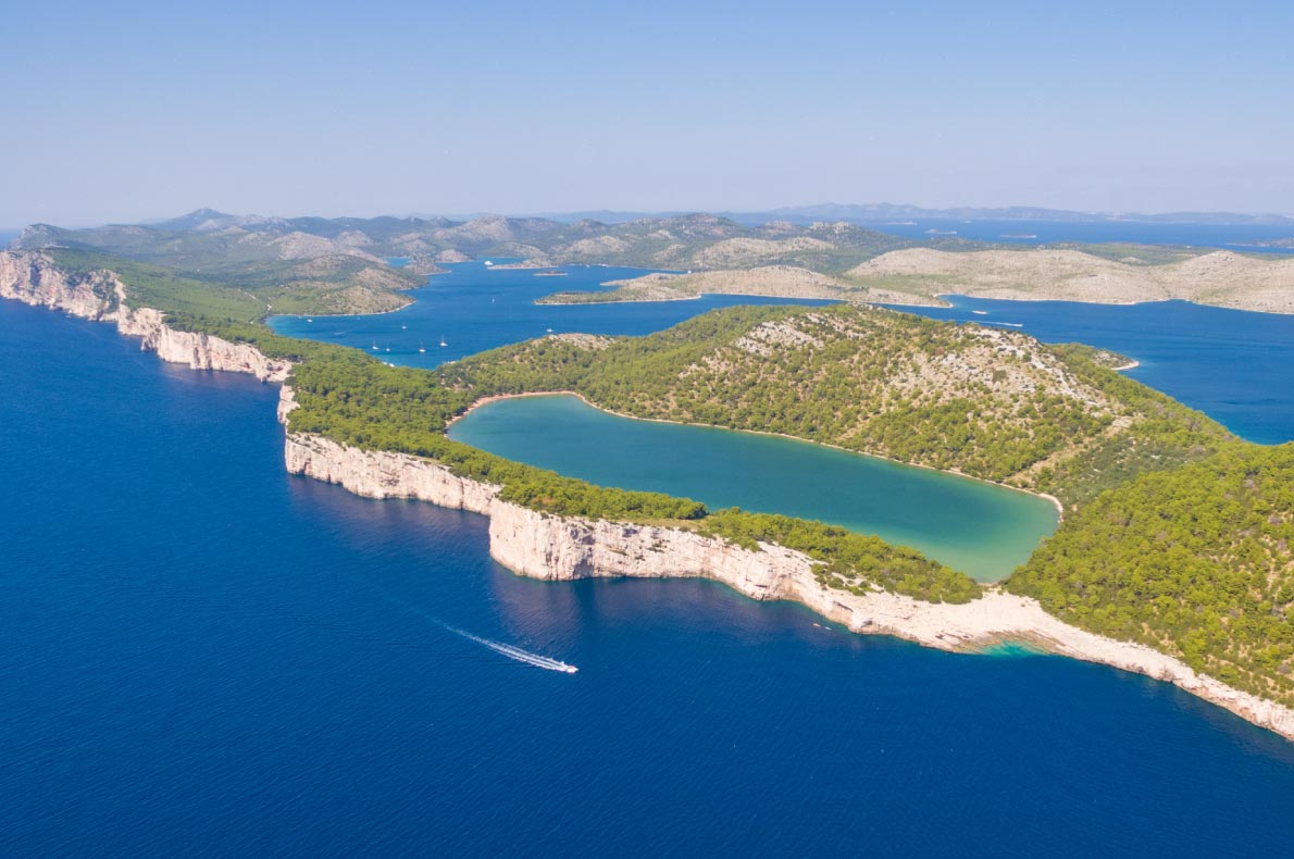 Best natural treasures in Croatia  - Telascica National Park -  Copyright paul prescott - European Best Destinations