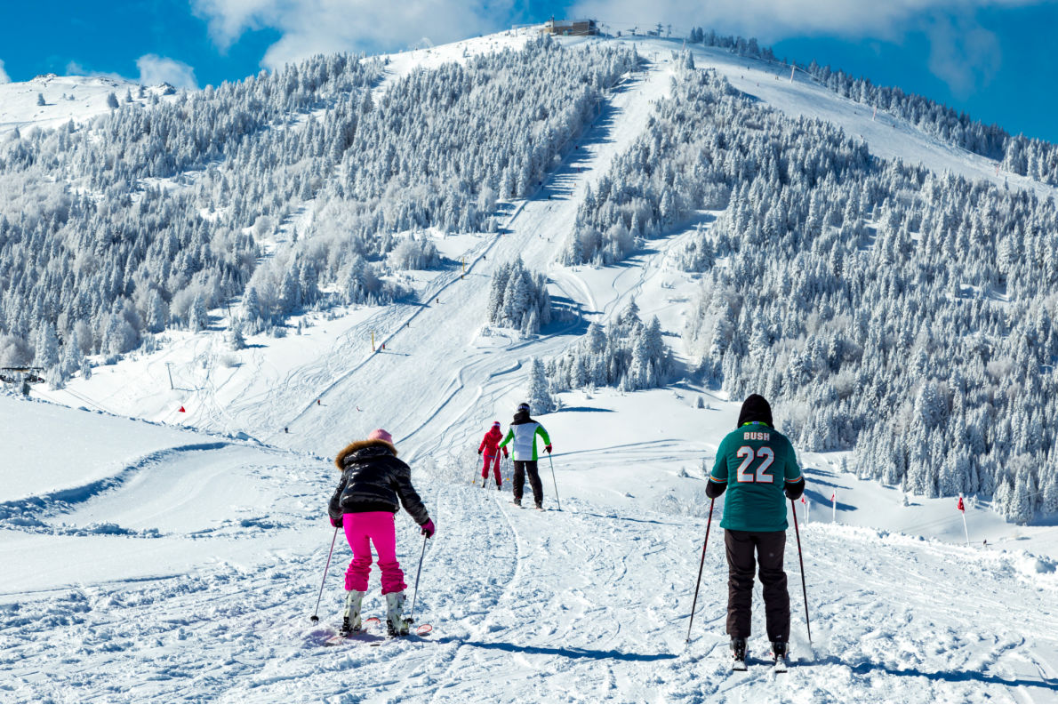 Best ski resorts in Turkey  - Uludag - Copyright Birol Bali Shutterstock  - European Best Destinations