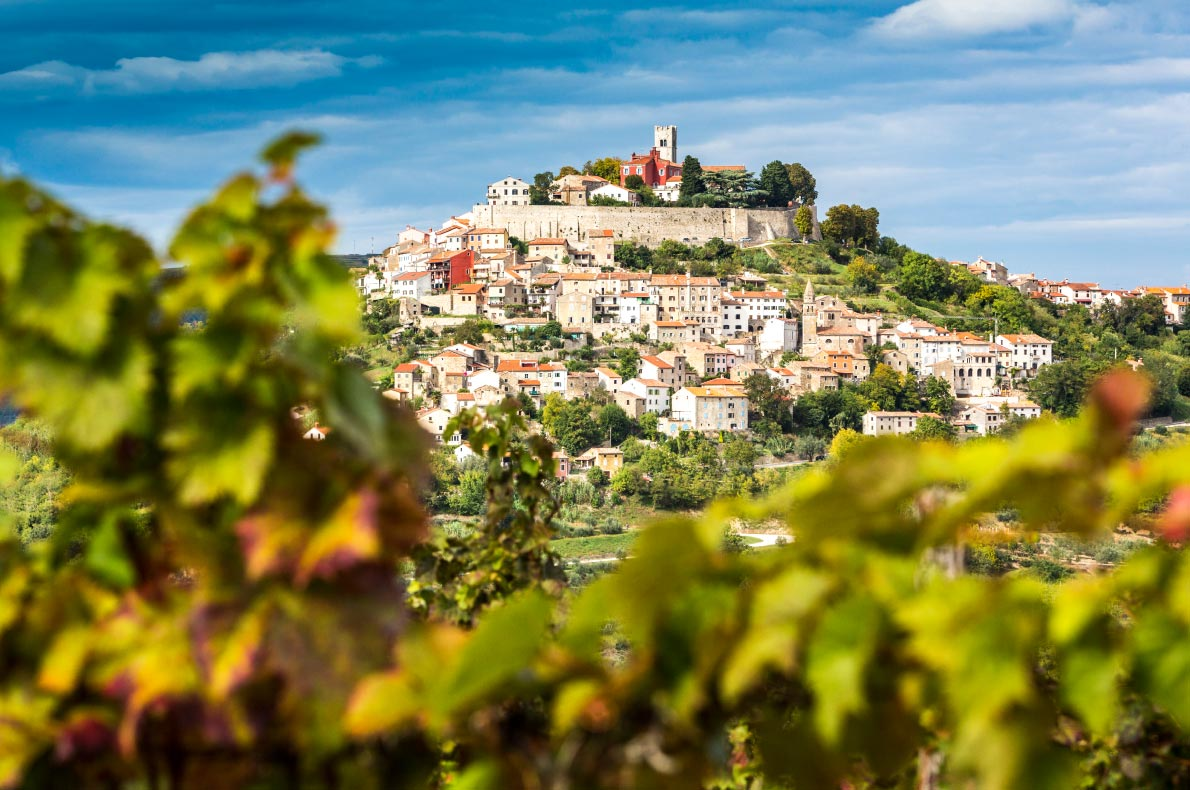Best hidden gems in Croatia - Motovun - Copyright moreimages - European Best Destinations