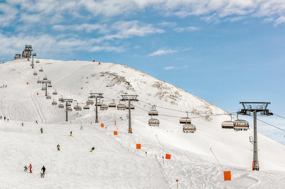 Best ski resorts in Austria - Mayrhofen - Copyright Vadim Petrakov- European Best Destinations