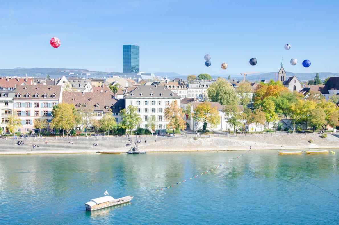 Safest destinations in Europe - Basel Copyright J.Schelkle
