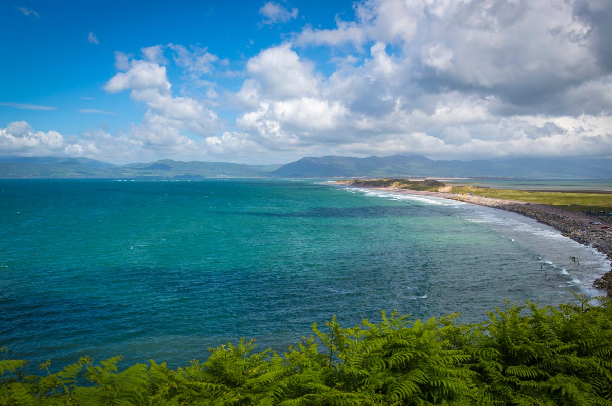 Best Beaches in Ireland - Rossbeigh Beach copyright Shutterstock - European Best Destinations