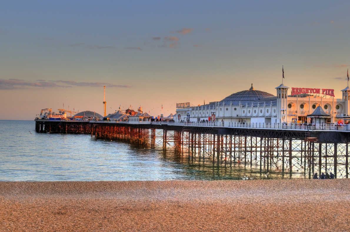 Best places to visit in England - Brighton - European Best Destinations