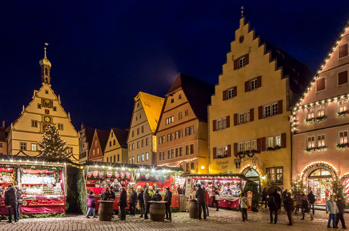 Best christmas markets in Germany - Christmas in Rothenburg - European Best Destinations