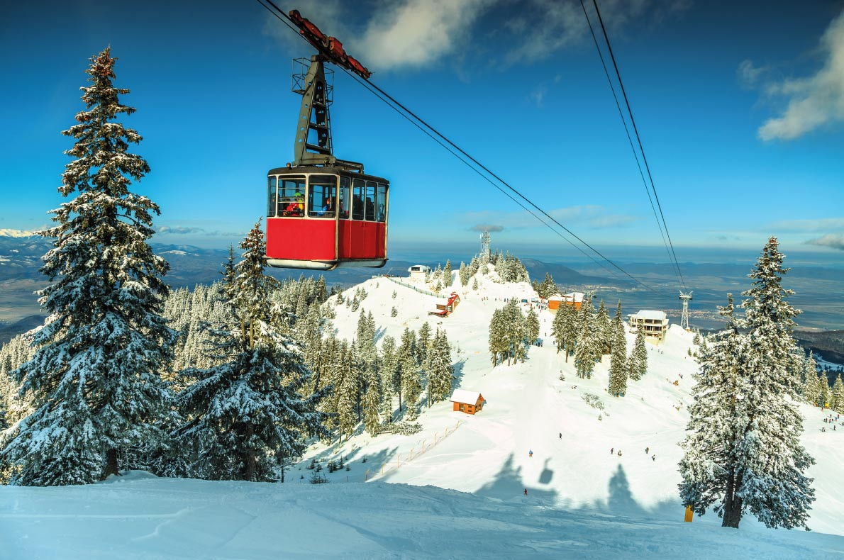 Cheapest Ski Resorts in Europe - Poiana - Brasov - Copyright  Gaspar Janos   - European Best Destinations