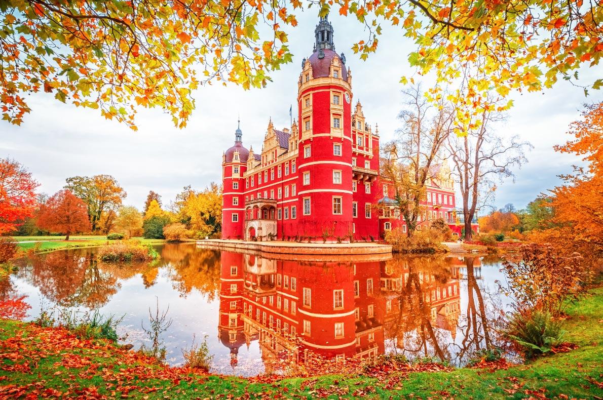 Best Castles in Germany - Bad Muskau Castle copyright Bad Muskau Castle copyright Feel good studio ) European Best Destinations