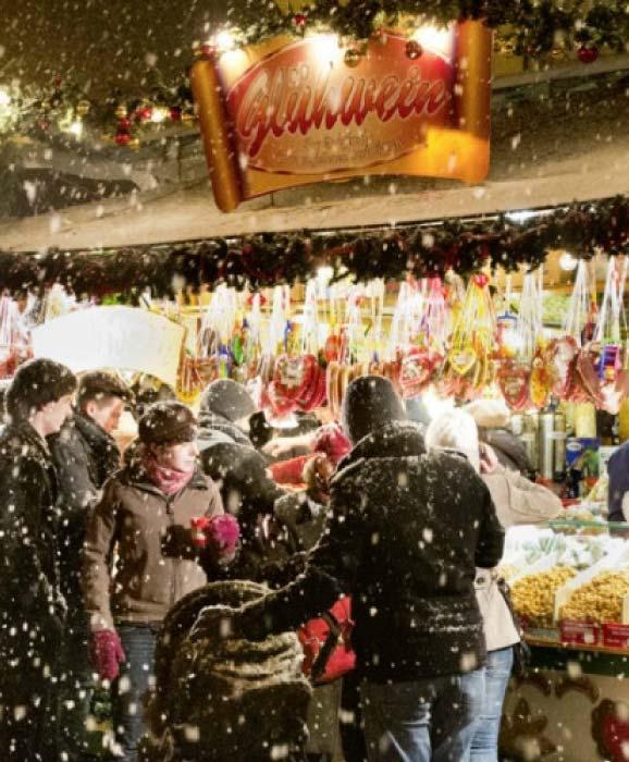Würzburg Christmas Market