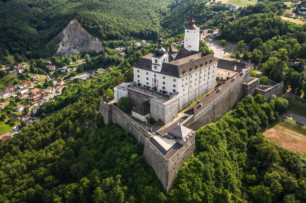 Best castles in Austria - Forchtenstein Castle - Copyright Alexandr Medvedkov - European Best Destinations