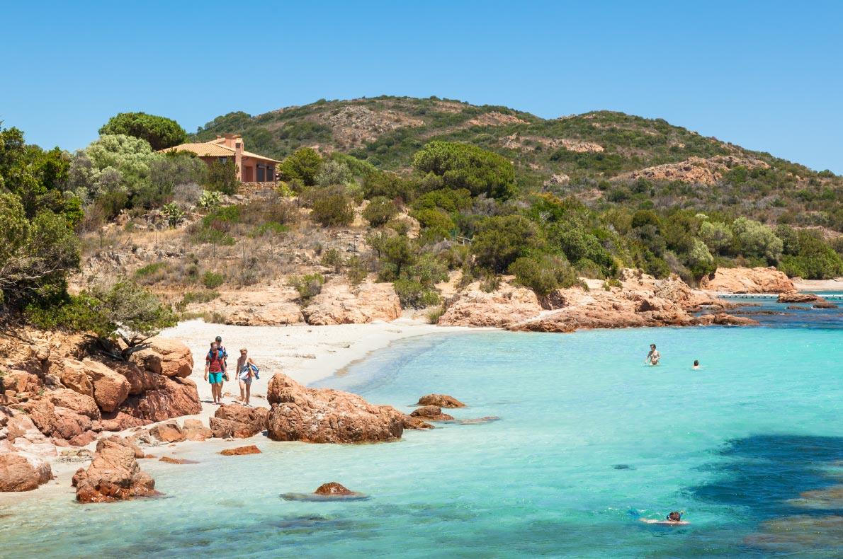 Best beaches in France - Rondinara Beach copyright  Samuel Borges Photography - European Best Destinations