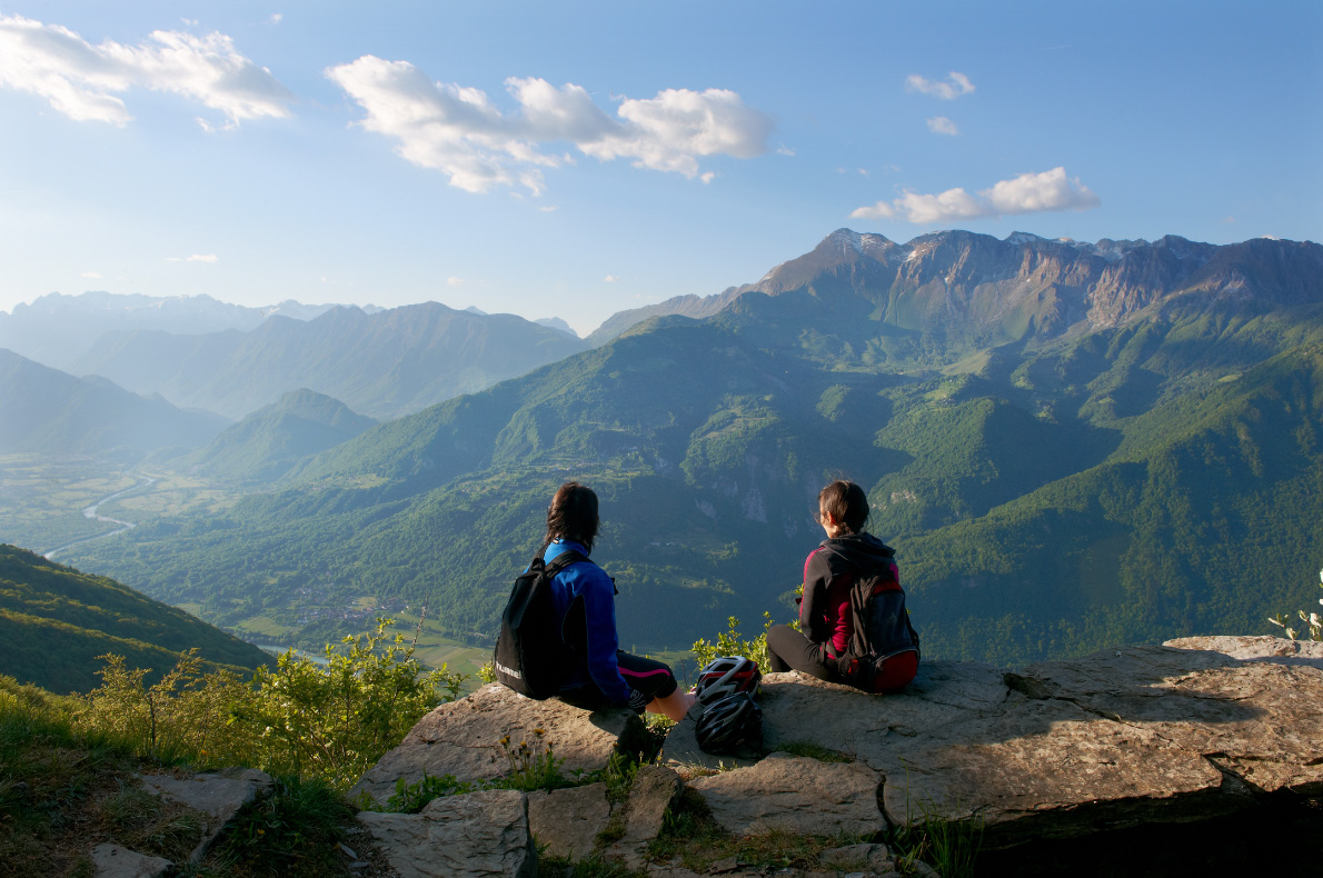 Best sustainable destinations for hiking in Europe - Soca Valley - Copyright Matevz-Lenarcic241