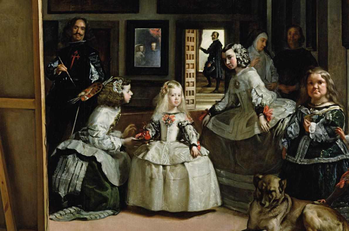Unmissable paintings in Europe - Las Meninas - Velazquez