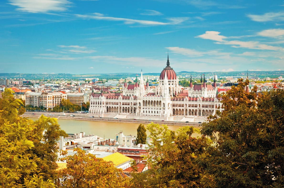 Budapest - Best Destinations for fall Autumn in Europe - Copyright  Botond Horvath - European Best Destinations