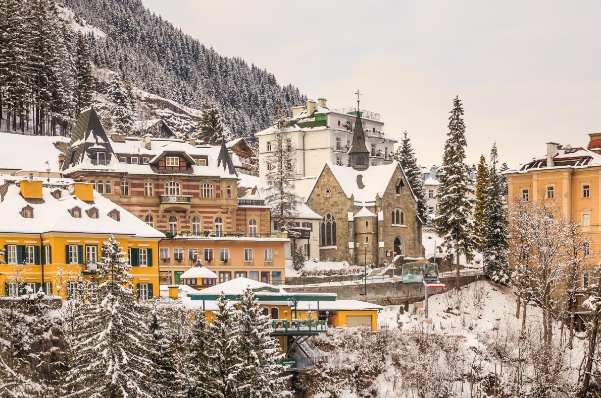 Best ski resorts in Austria - Copyright nikolpetr - European Best Destinations