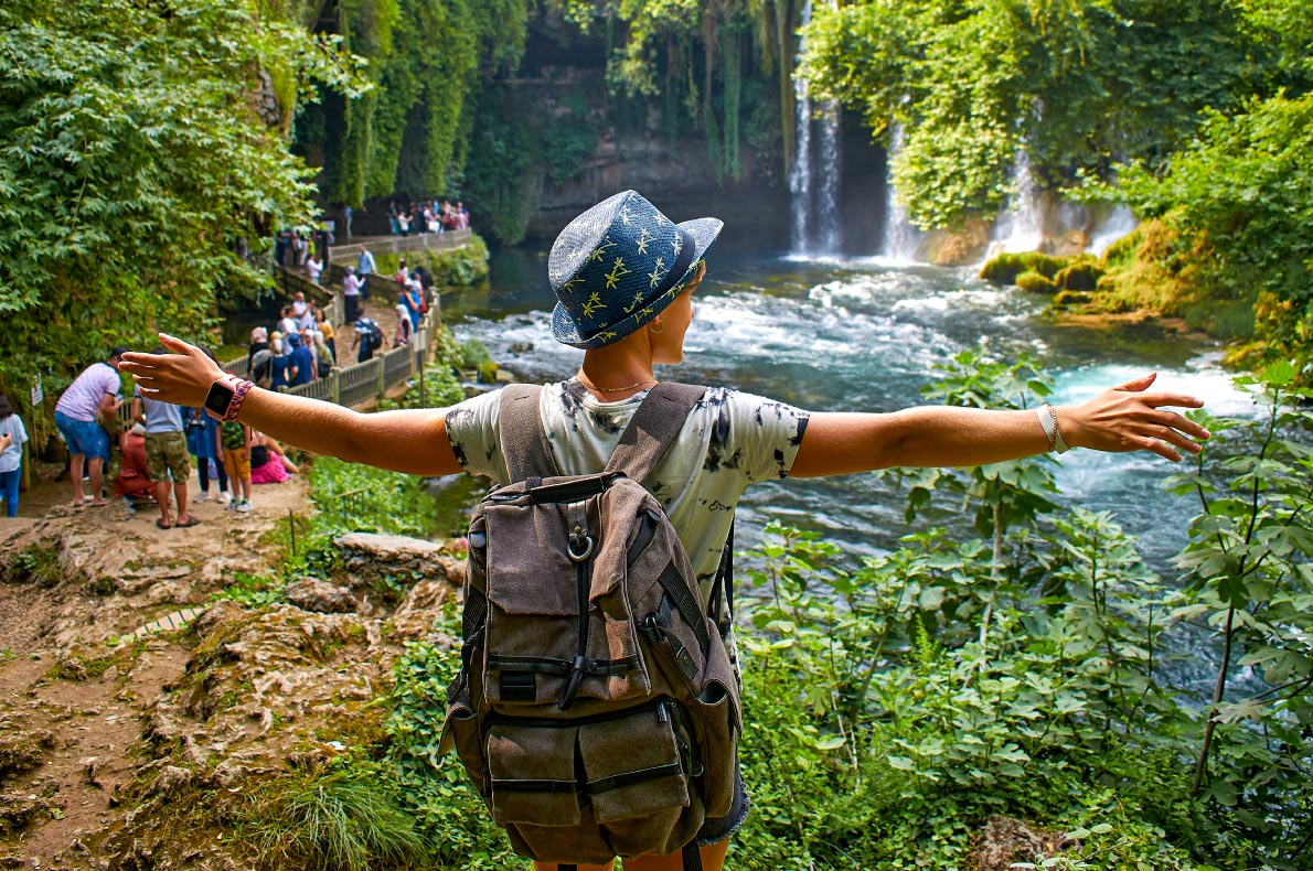 Best things to do in Turkey - Duden Waterfalls copyright Dariadd - European Best Destinations