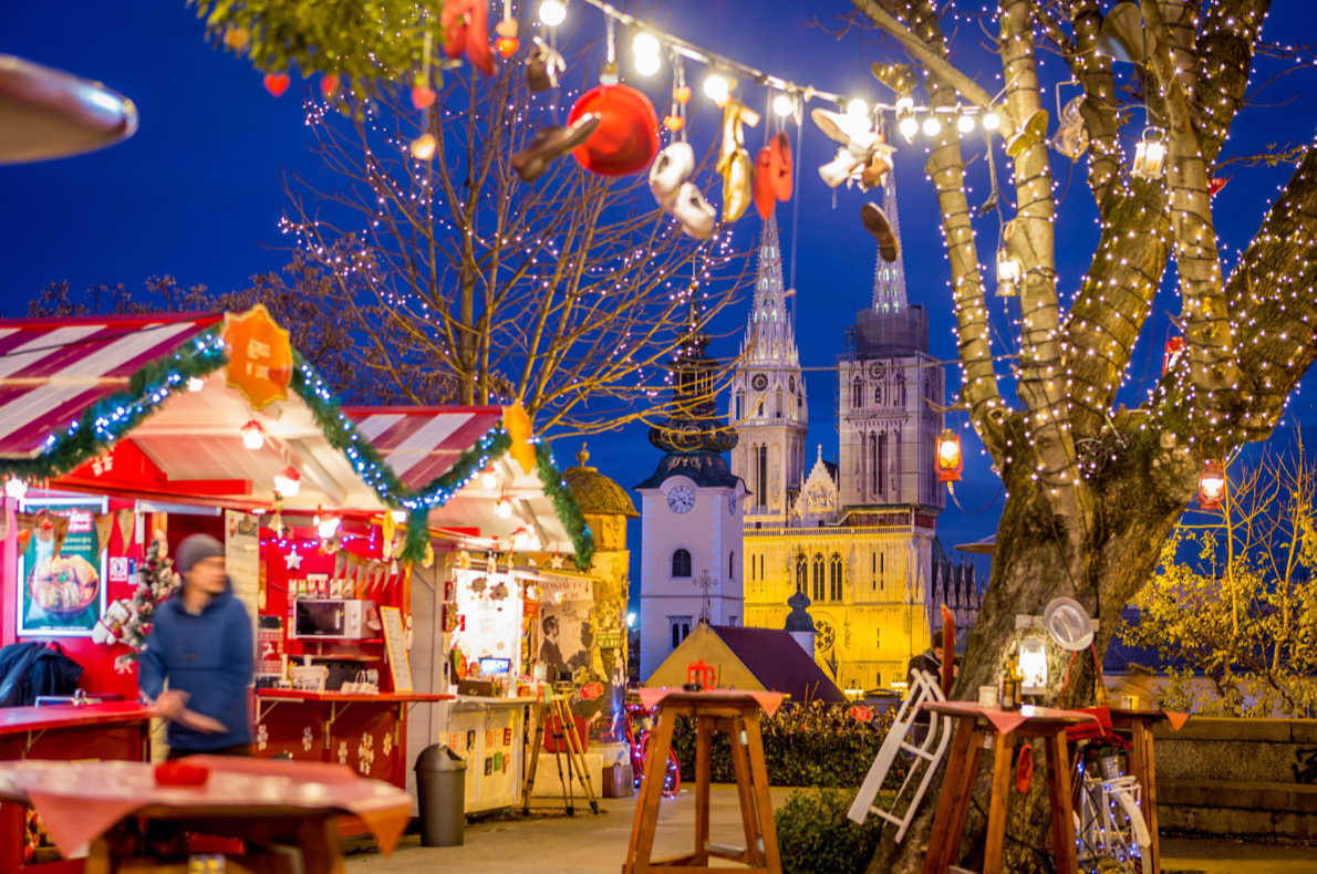 Zagreb Christmas Lights - Best Christmas Lights in Europe - Copyright Julien Duval - European Best Destinations