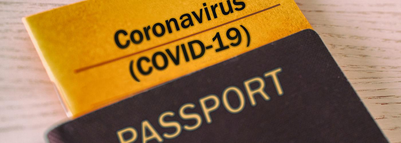 Covid-19-Vaccine-Passport-Europe