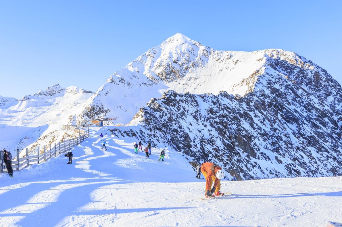 Best Ski resorts in Austria - Stubain - copyright Stepniak - European Best Destinations