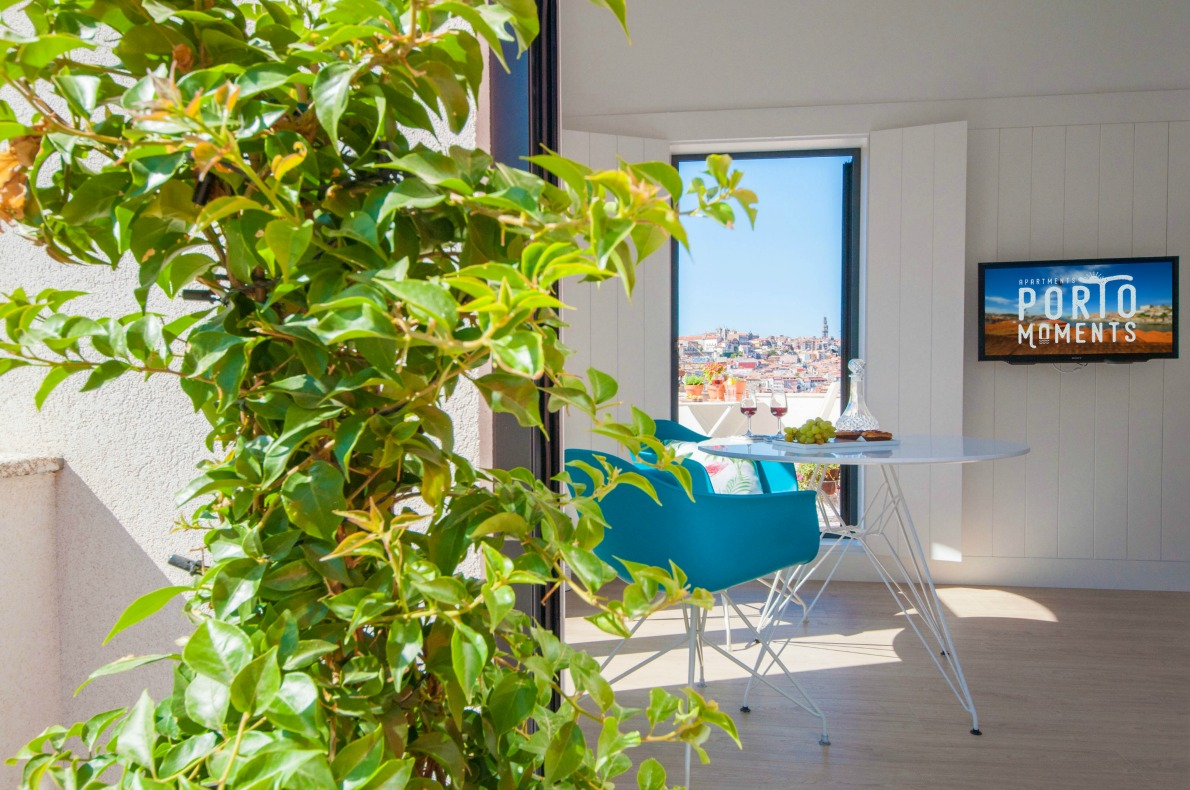 Best Airbnb apartments in Porto