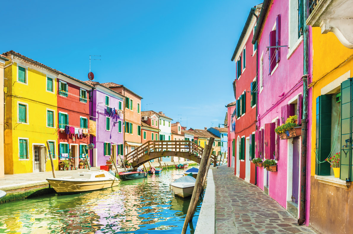 Best things to do in Europe - Discover Burano and Murano Island  -  - Copyright   Olga Gavrilova
