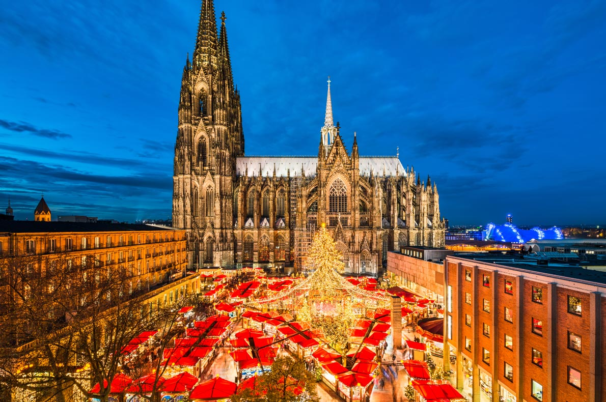 Best things to do in Germany - Cologne Christmas Market Copyright  Mapics - European Best Destinations