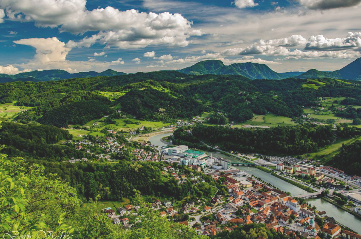 Best sustainable destinations for hiking - Lasko in Slovenia