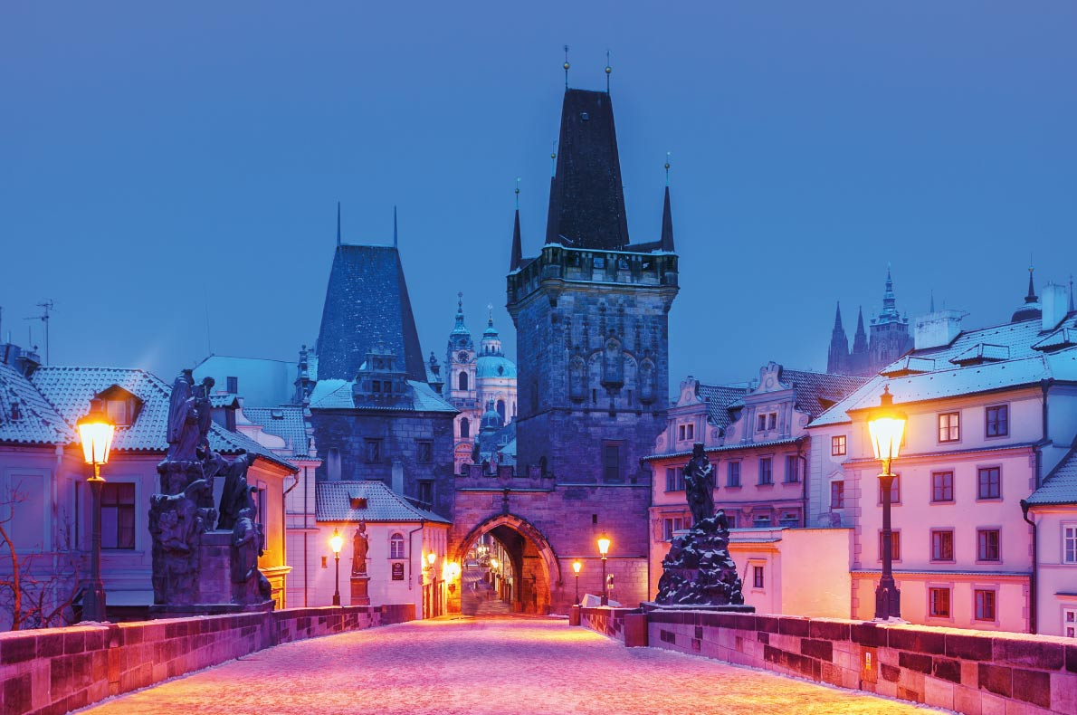 Prague - Best Fairytales destinations in Europe - Copyright Brian Bennet - European Best Destinations