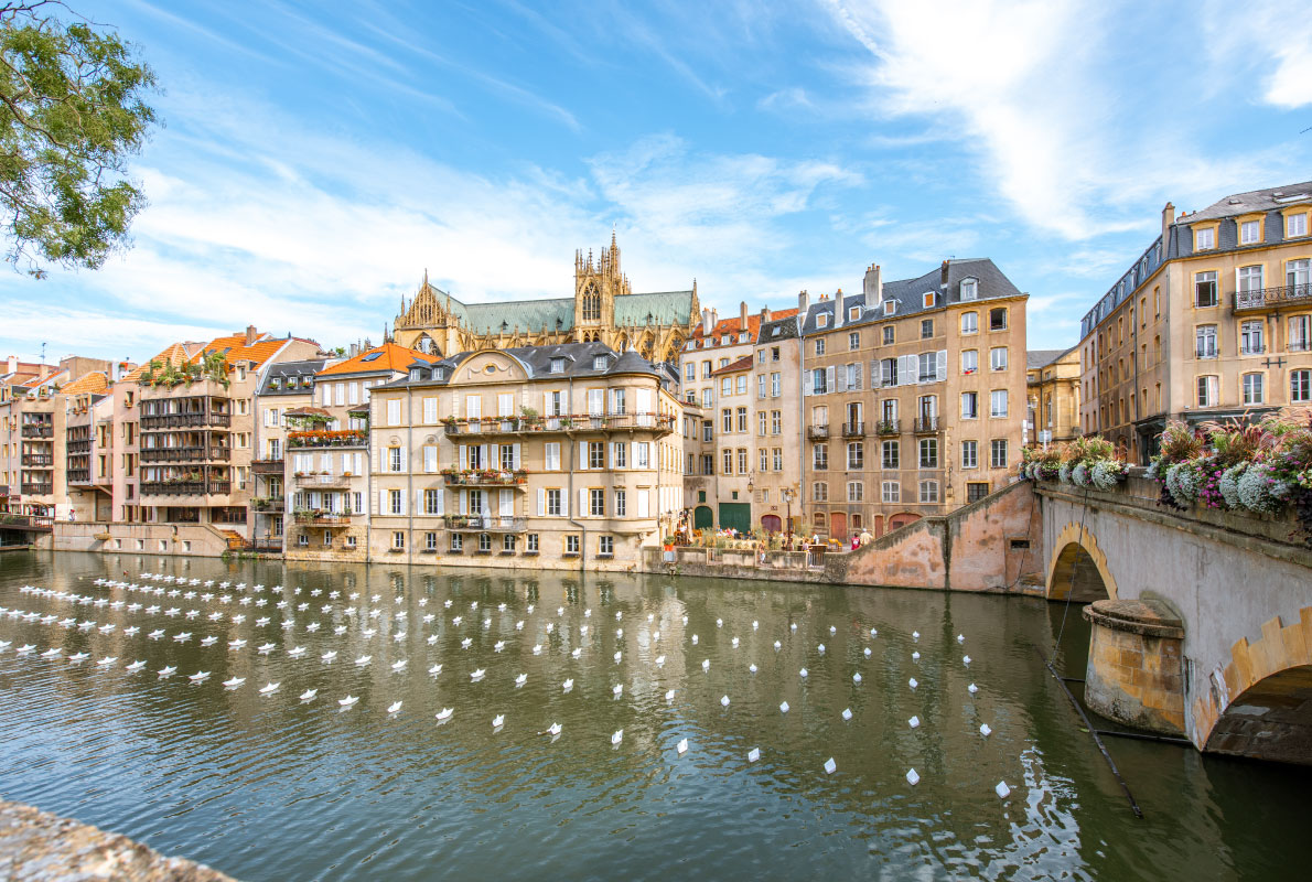 Best places to visit in France - Metz  Copyright  RossHelen - European Best Destinations