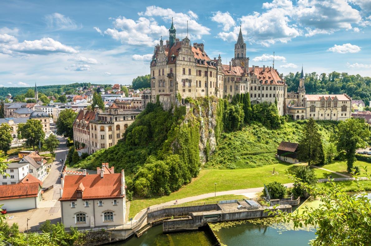 Best Castles in Germany - Sigmaringen Castle  - Copyright Viacheslav-Lopatin - European Best Destinations