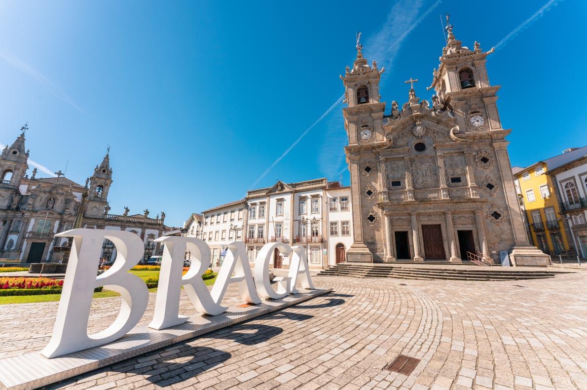 Covid 19 Safest destinations in Europe -Braga in Portugal - copyright SergiFF - European Best Destinations