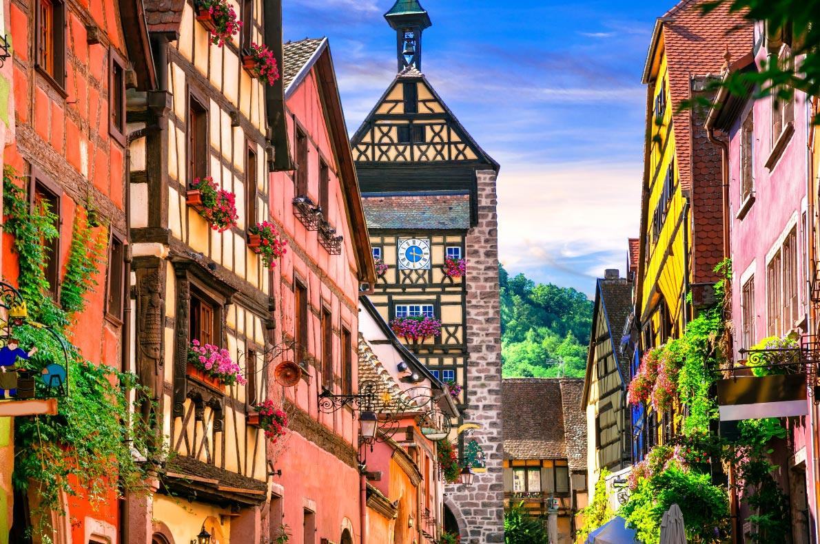 Best hidden gems in Europe - Riquewihr copyright  leoks   - European Best Destinations