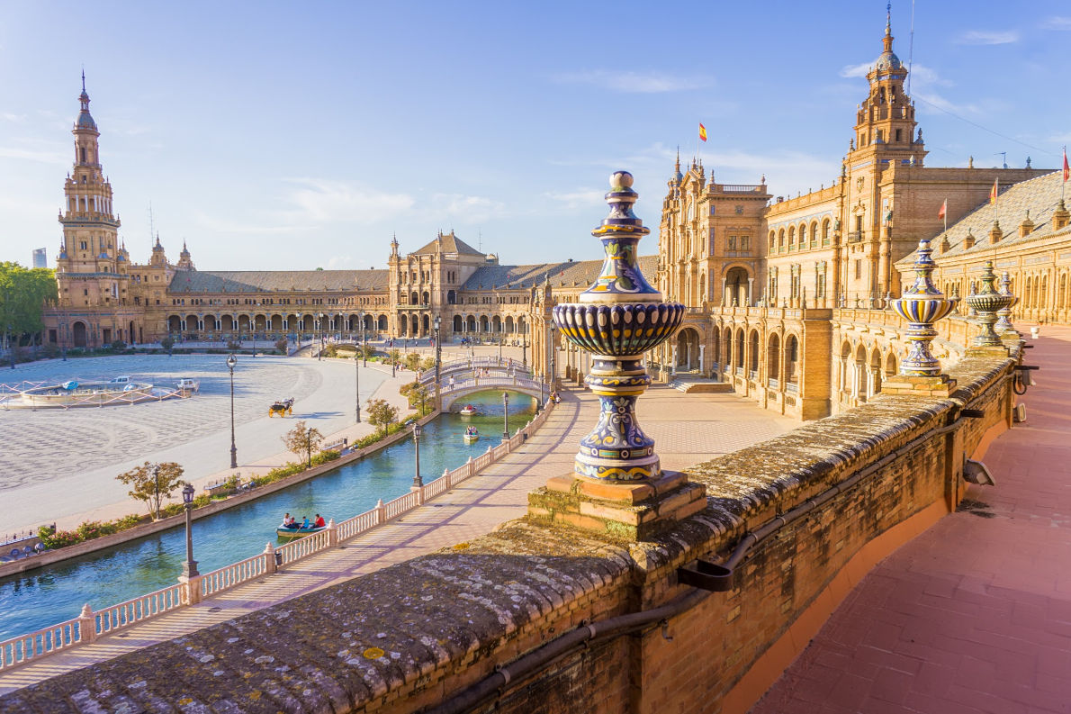 Sevilla - Best destinations for a wedding proposal - Copyright  Lucvi  - European Best Destinations