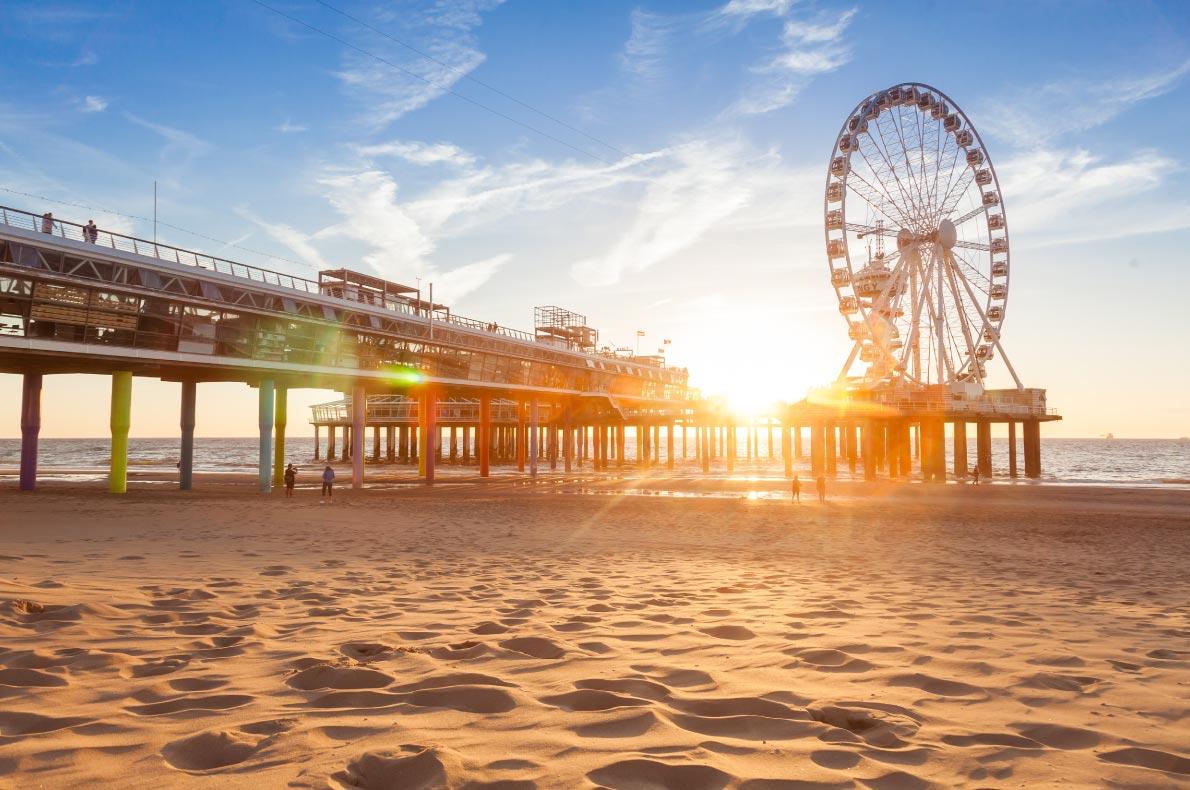 Best things to do in The Netherlands - Ferris Wheel in Scheveningen - Copyright fotolupa  - European Best Destinations