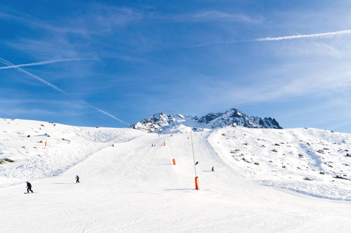 Best snowboard destinations in Europe - Val Thorens - Copyright Regesha Iryna - European Best Destinations