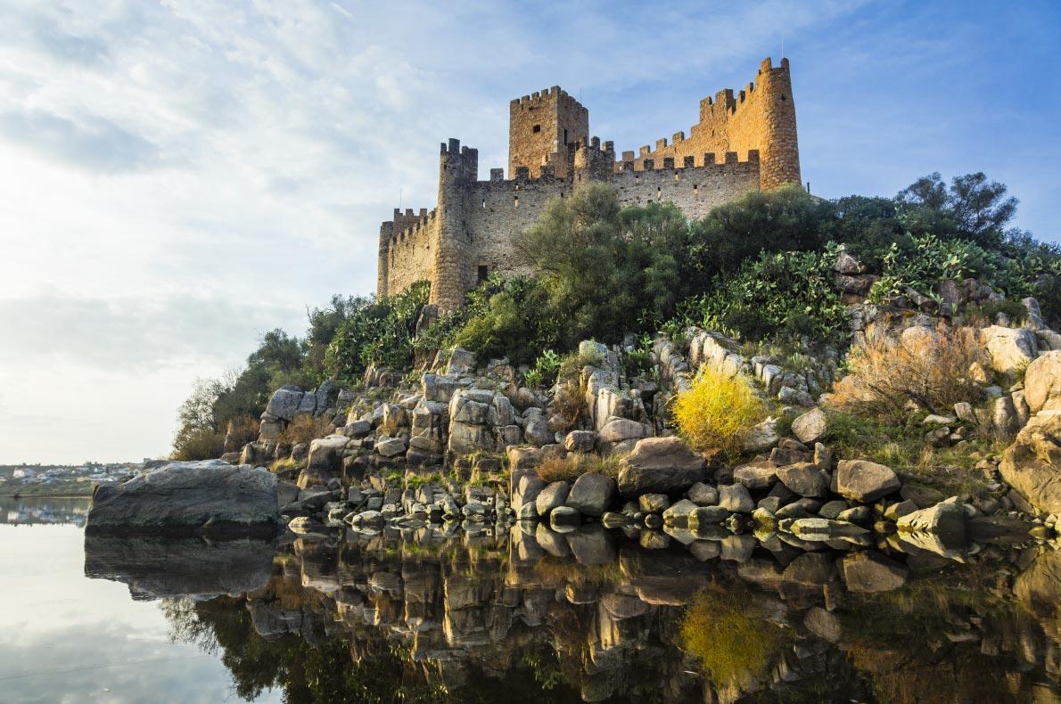 Best castles in Europe - Almourol Castle Copyright  leoks   - European Best Destinations